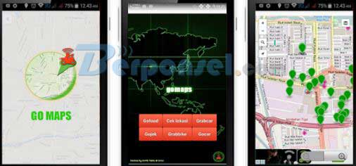aplikasi android gps offline terbaik  aplikasi android gps untuk mancing