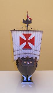barco de los templarios