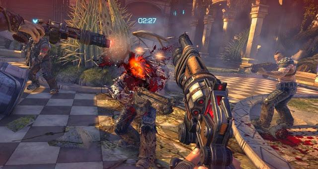 bulletstorm تحميل لعبة