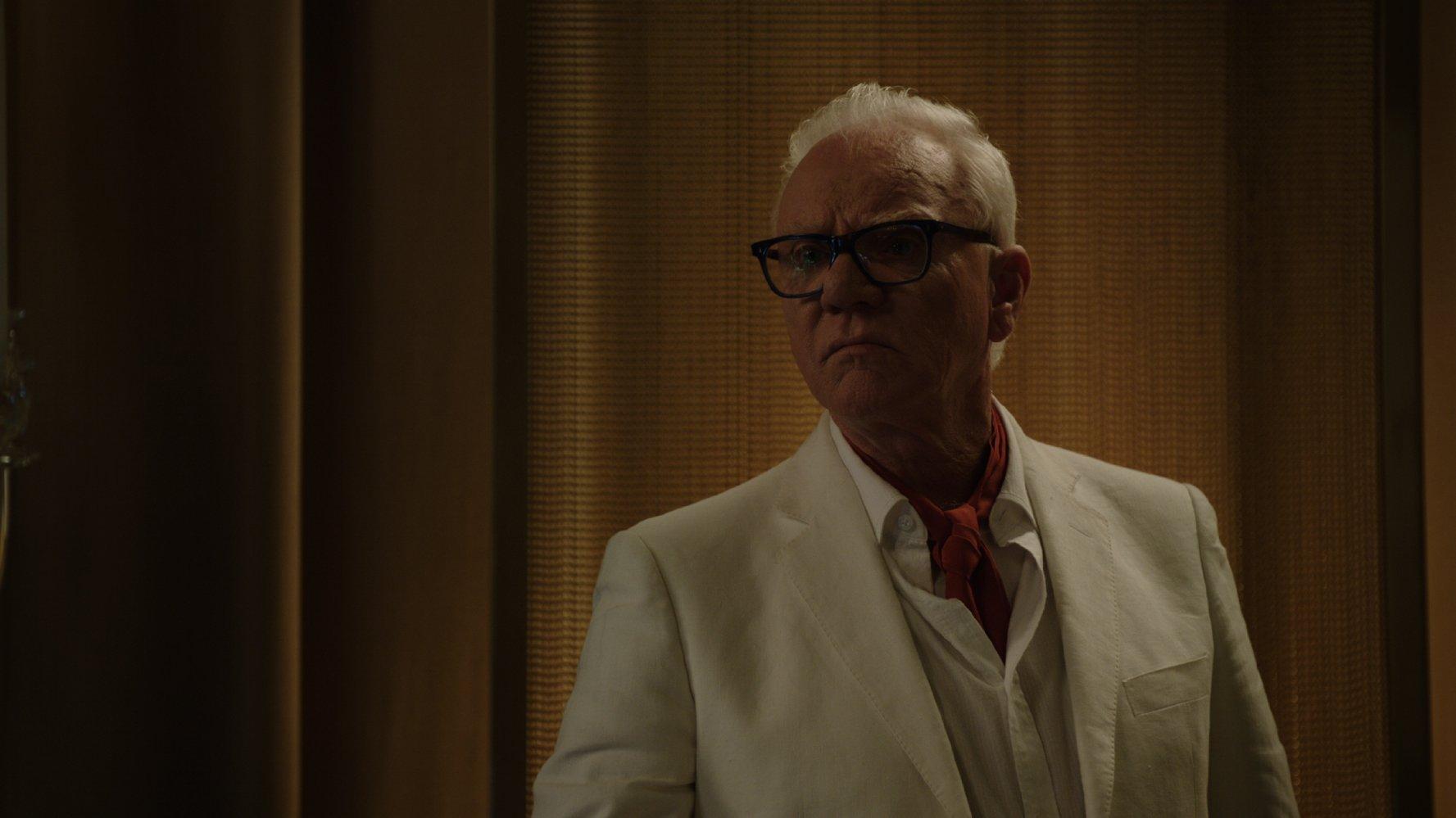 Malcolm McDowell