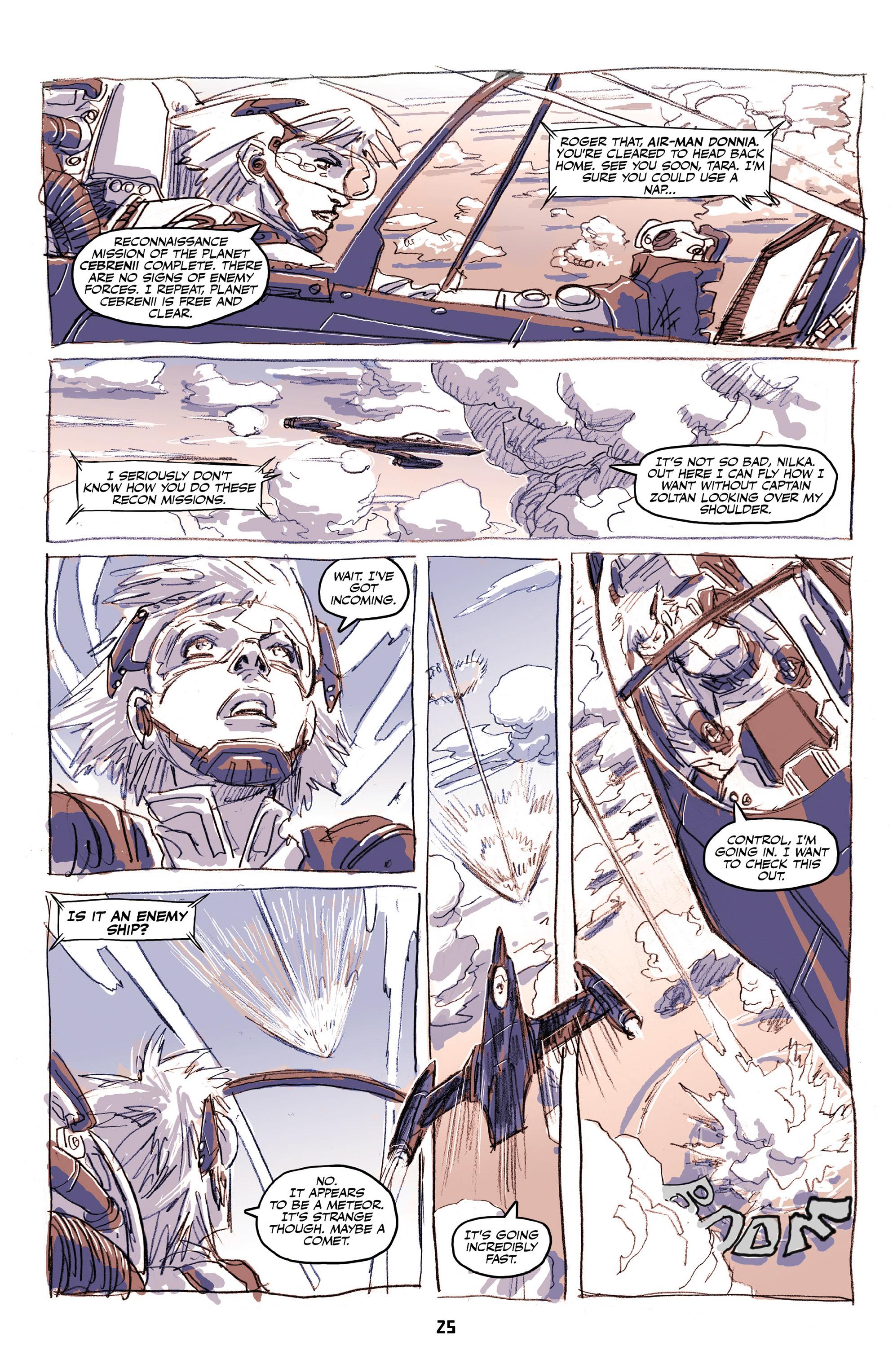 Read online Paklis comic -  Issue #1 - 26