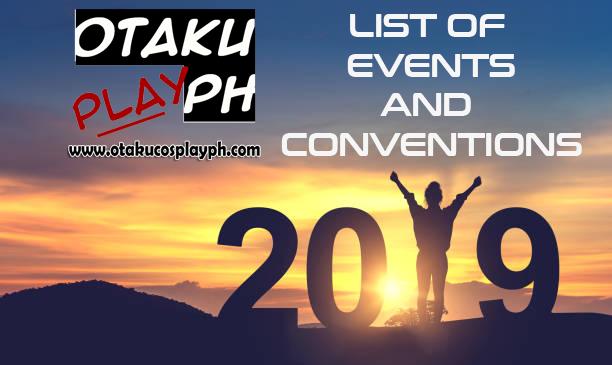 Otakuplay Ph Anime Cosplay And Pop Culture Blog List Of