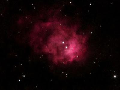 NGC 7538 nebulosa