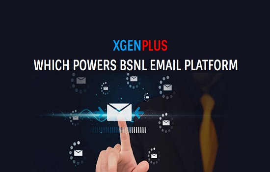 BSNL offers 30 years email archival feature and email merging feature to all broadband customers on PAN India basis