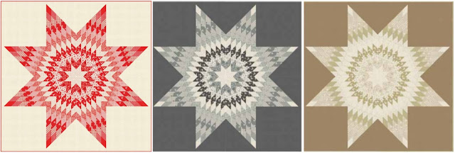 Scandi Star Quilt Kit by Makower