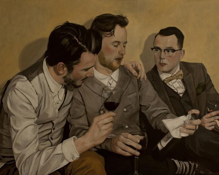 Жизнь элиты 19-го и 20-го веков. Roeland Kneepkens