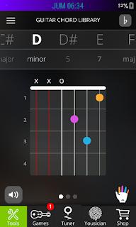 Stem Gitar Untuk Android