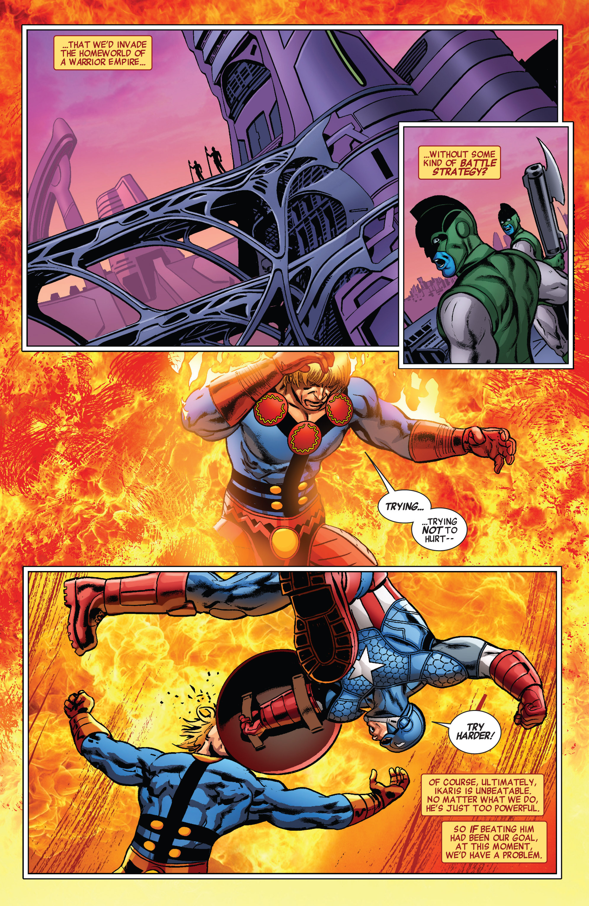 Read online All-New Invaders comic -  Issue #4 - 15