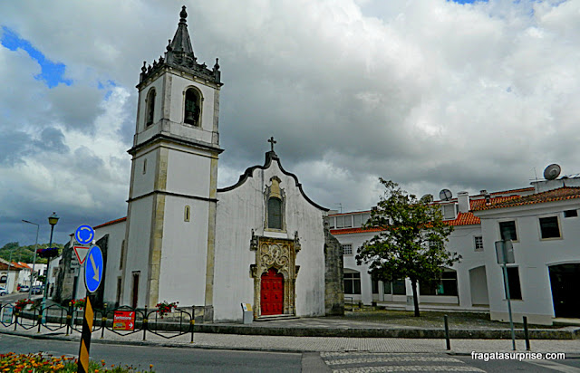 Igreja Matriz de Batalha, Portugal