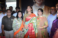 Shriya Saran Looks Stunning in Silk Saree at VRK Silk Showroom Launch Secundrabad ~  Exclusive 078.JPG