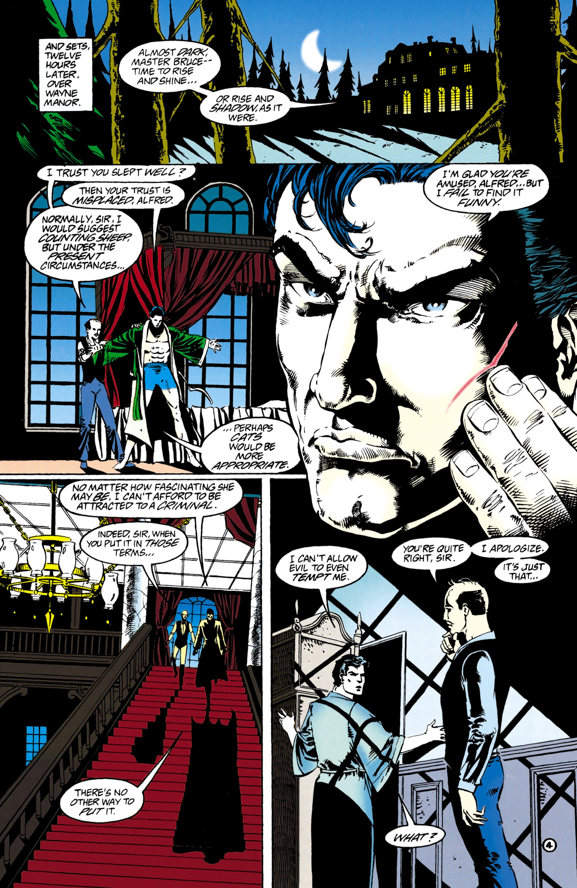 Catwoman (1993) Issue #39 #44 - English 5