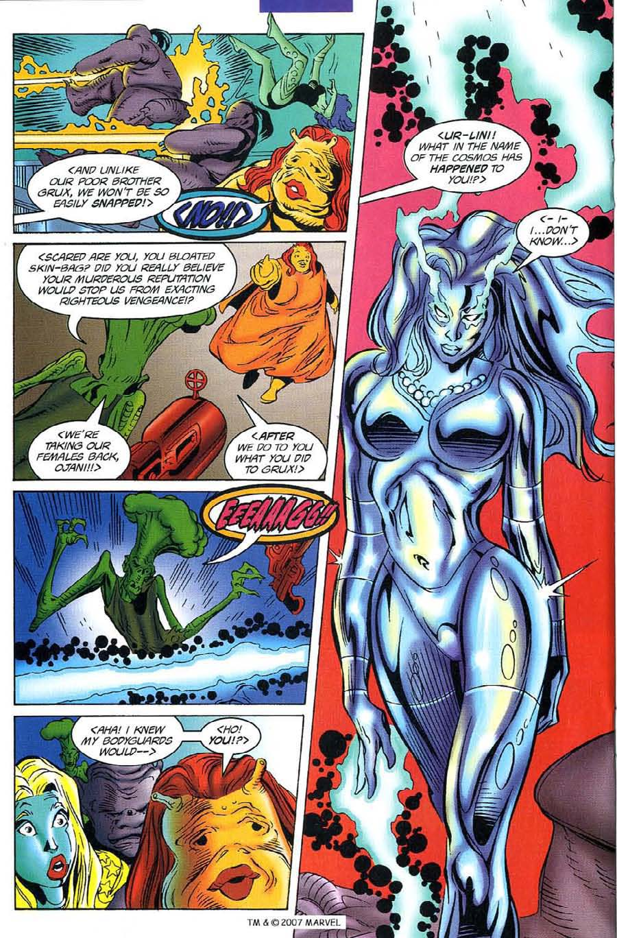 Read online Silver Surfer (1987) comic -  Issue #116 - 20