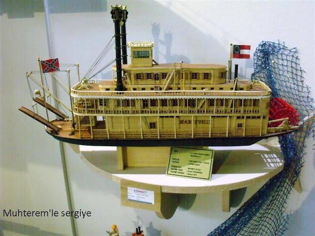 model shipbuilding