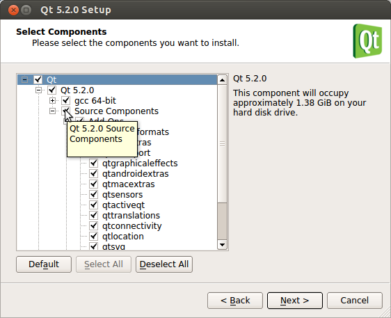 iLearnBlogger: Ubuntu Programming Lesson 00 - Install Qt SDK (ver 5 2)