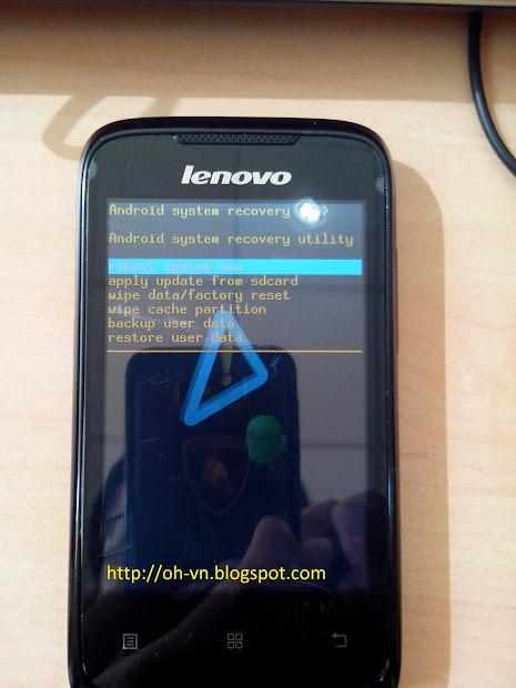 Ng Hard Reset Lenovo A269i - Year of Clean Water