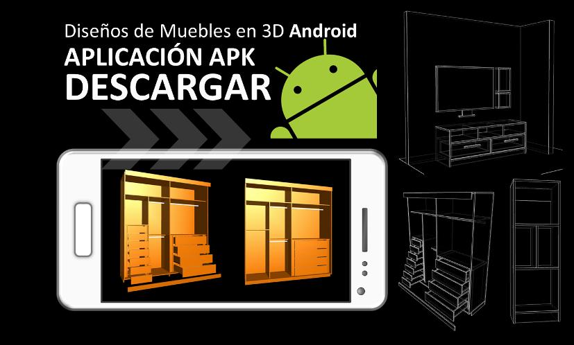 Dise o de muebles madera descargar aplicaci n android for Programa de diseno de muebles en 3d
