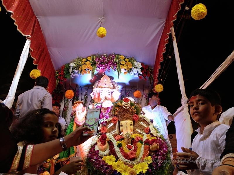 Gnpati Bappa Morya, Ananth Chaturdashi, Ganesh Visarjan, Mumbai