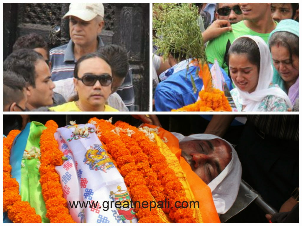 chakre milan and khusbu oli don chari funeral