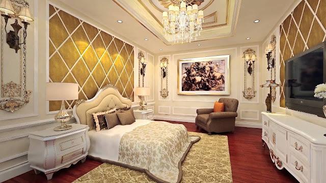 Phòng ngủ Hateco La Roma