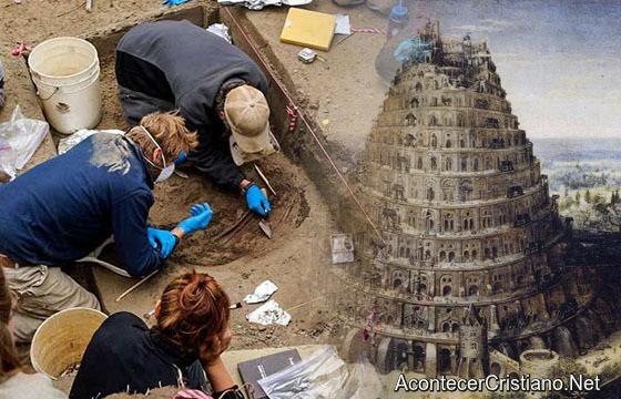 Investigaciones arqueológicas confirman veracidad de la Torre de Babel