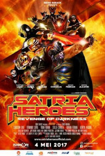 Film Satria Heroes Revenge Of Darkness 2017 (Indonesia)
