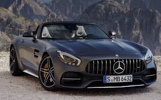2016 Mercedes-AMG GT C Front Picture