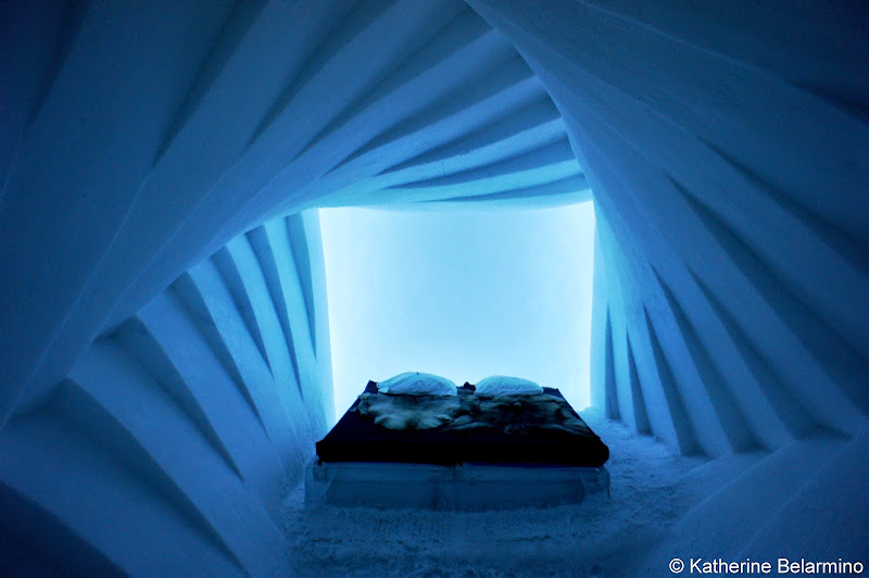 ICEHOTEL 7.5 °Rø Art Suite Sweden