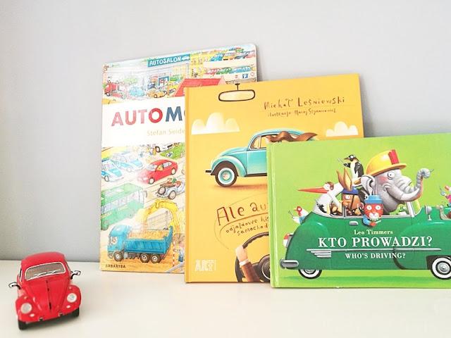 ulubione książki dwuletniego chłopca