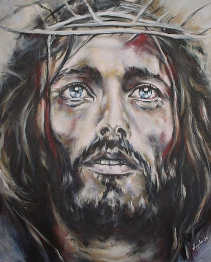 Jesus Christ Face Latest Wallpaper Face Picture « FaceBook