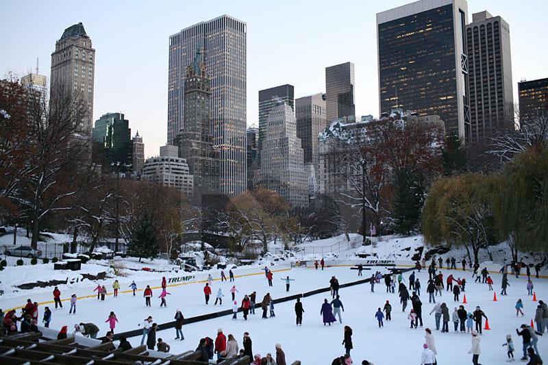 Navidad en Nueva York, viajes y vuelos