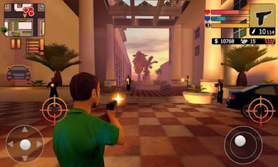 Miami Saints : Crime Lords Apk v1.4 (Mod Money) for Android Update 2016