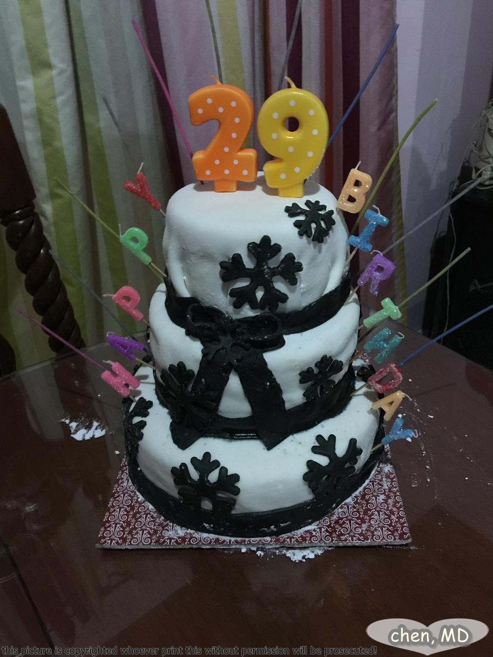 29 Year Old Birthday Cake Cake Recipe