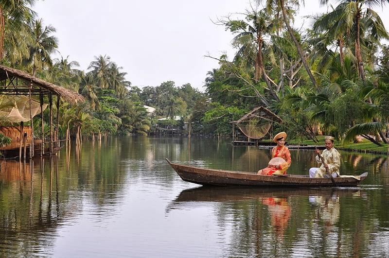 Binh Quoi tourist village 1