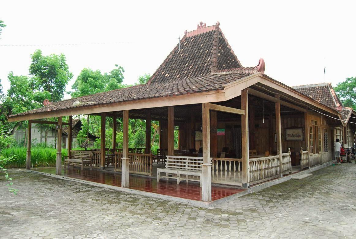 Gambar Joglo Pencu Rumah  Adat Kudus Warisan Budaya