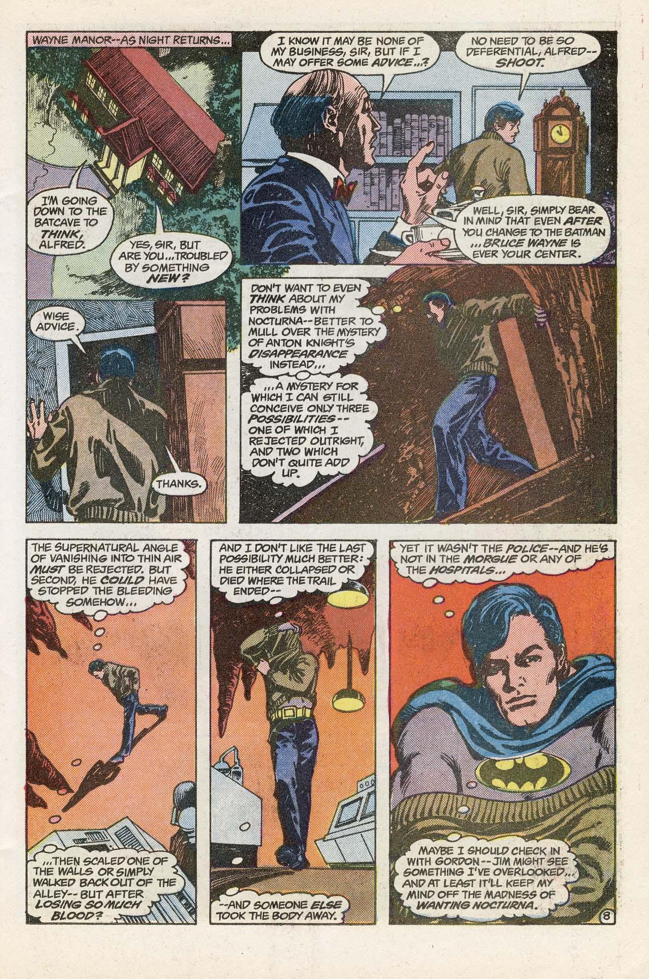 Detective Comics (1937) 544 Page 10