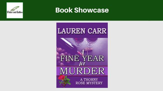 Book Showcase: A Fine Year for Murder by Lauren Carr