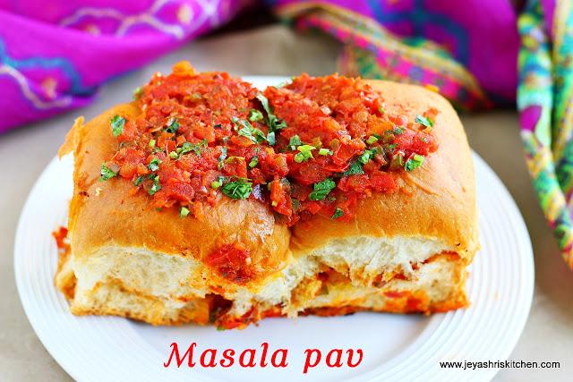 Mumbai masala - pav