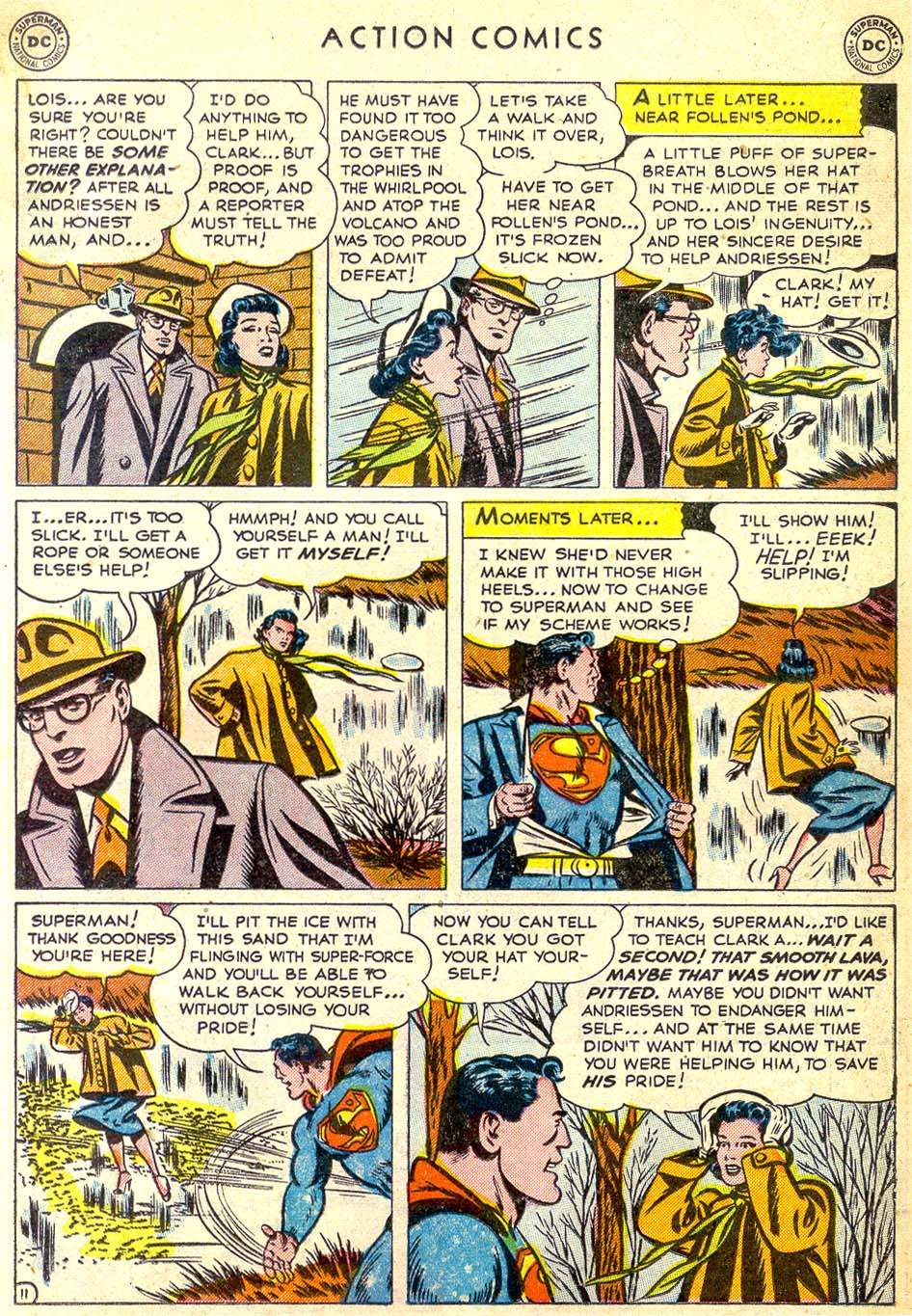 Read online Action Comics (1938) comic -  Issue #164 - 13