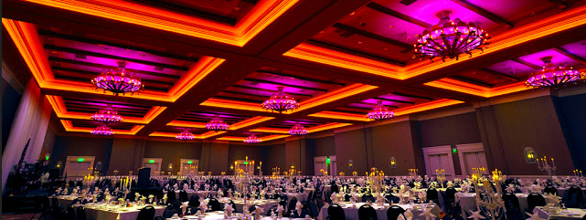 Albuquerque Convention Center Wedding Venue
