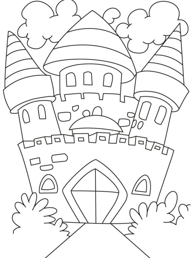 Gambar Gambar Mewarnai Kartun Muslim Terbaru