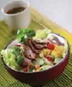 Salad Buah Mangga Saus Thailand