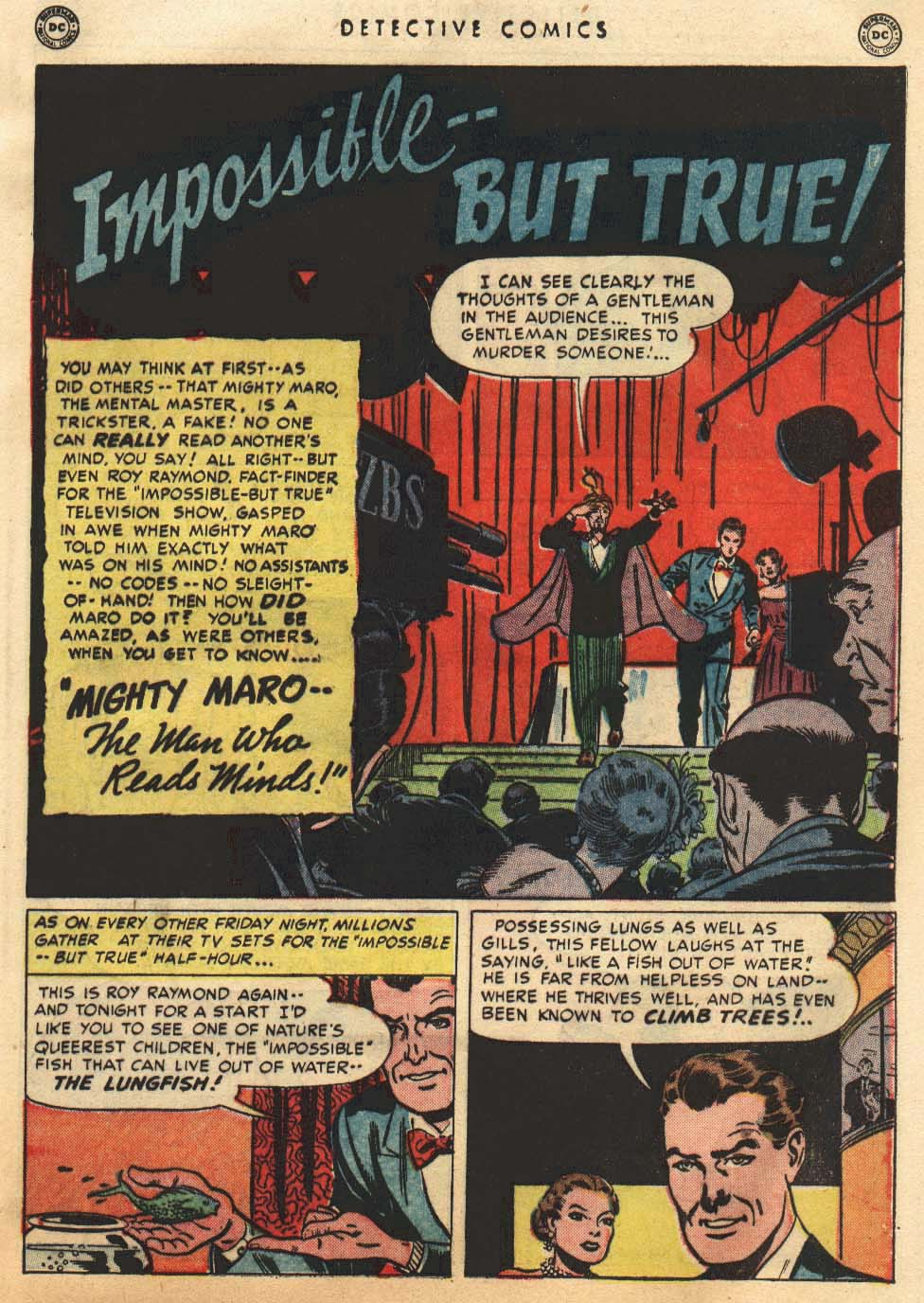Detective Comics (1937) 155 Page 15