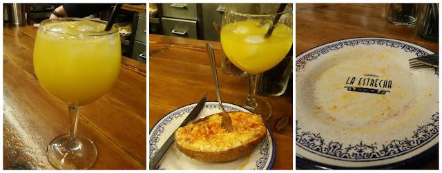 Onde comer/beber em Valência - La Estrecha - Agua de Valencia