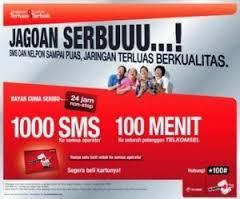 Paket Nelpon Jagoan Serbu