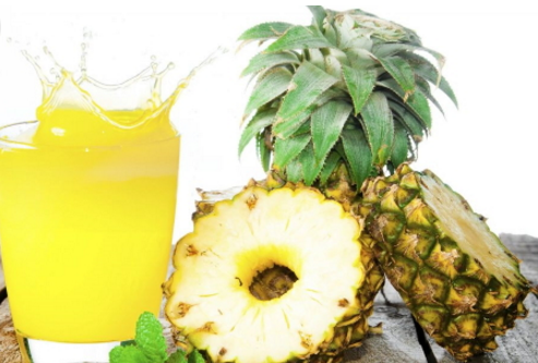 The Weight Reducing Effect of Pineapple