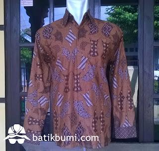 Batik Panjang Sogan