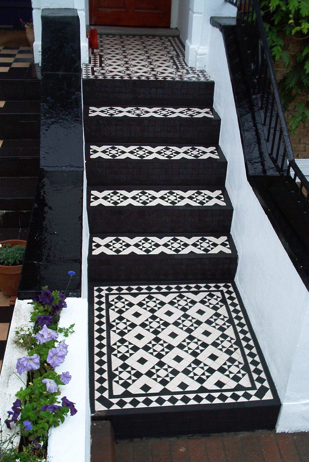 Blenstone Stone Specialists Victorian Mosaics