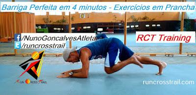 Eliminar Barriga em 4 minutos - Treino intenso - Nuno Gonçalves