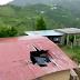 """Video: Carro """"aterrizó"""" en la cocina de una casa en San Ramón"""