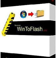 تحميل برنامجWinToFlash لحرق اسطوات الويندوز على فلاشة USB للكمبيوتر